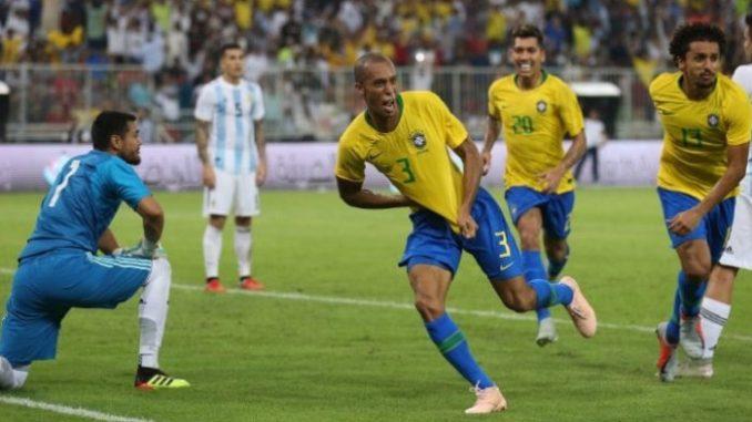 Brazil Dan Kemenangannya Atas Argentina