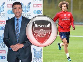 David Luiz di Arsenal untuk Mainkan Formasi 3 Bek