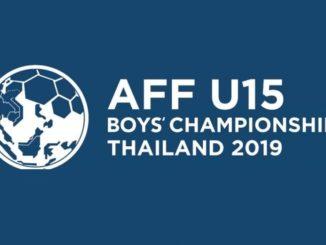 Indonesia U-15 Tetap Berada Di Posisi Ke 2 Klasmen Sementara