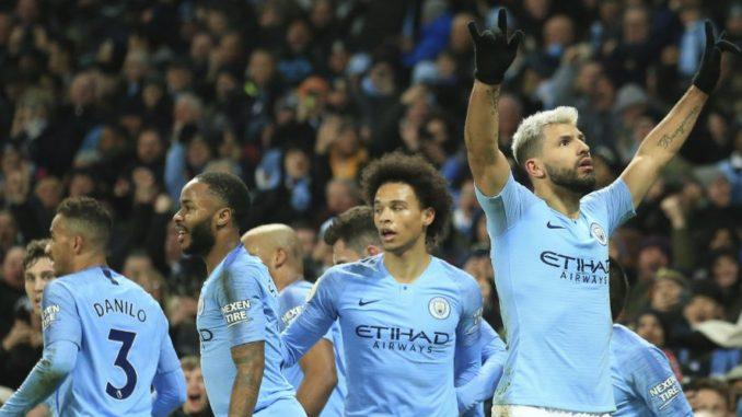 Manchester City Tim Terproduktif