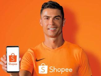 Wow! Inilah 4 Fakta Seputar Rencana Shopee Undang Christiano Ronaldo