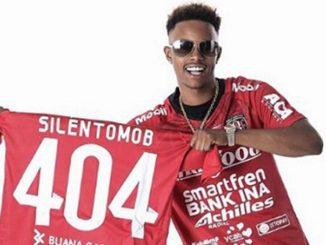 Inilah 3 Alasan Mengapa Bali United Rekrut Seorang Rapper Bernama Silento Sebagai Duta Klub
