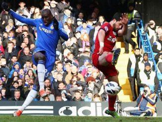 Chelsea Kalahkan West Bromwich Albion