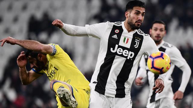 Emre Can Siap Tinggalkan Juventus
